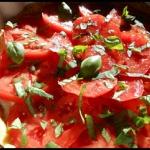 Prowansalska tarta pomido...