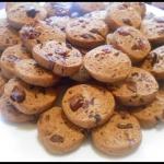 Wegańskie ciasteczka