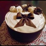 Tort kakaowy z masą...