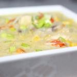 Zupa tajska z kurczakiem ...