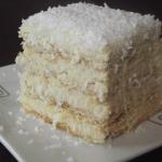 Ciasto Raffaello wg siost...