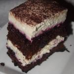 Ciasto Adamkowe-Porzeczko...