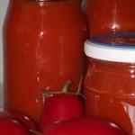 Domowy keczup pomidorowy