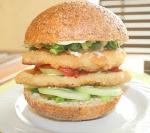 Ale Rybny Burger, a do...