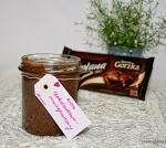 Krem czekoladowo - marcep...