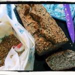 Chleb z kaszy gryczanej -...