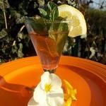 Lemoniada mietowo-kwiatow...