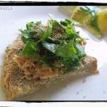 Kanapka z tuńczykiem i...