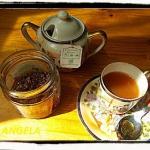 Herbatka z miodem i cynam...