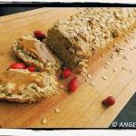 Chleb z platkow owsianych...