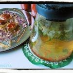 Herbatka z owoców i...