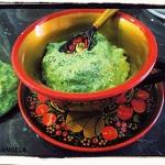 Pesto z jarmużu - Kale...