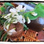 Syrop z kwiatów akacji...