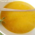 Zupa krem z marchewki i...