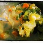 Toskańska zupa...