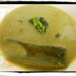 Zupa krem z bobu - ...