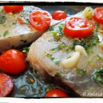 Ryba w pomidorkach z piek...
