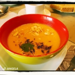 Zupa krem z dyni wg Cioci...
