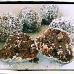 Trufle kakaowo-orzechowe ...