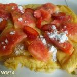 Slodki omlet owocowy - Sw...
