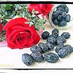 Czarne oliwki suszone -...