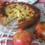 Ciasto z granatami - Pome...