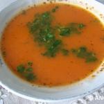 Zupa pomidorowa bez miesa...