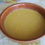 Zupa krem z porów -...