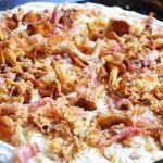 ,,Pizza z kurkami''