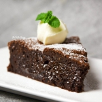 Ciasto czekoladowe a' l...