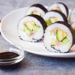 Najlepsze domowe Sushi...