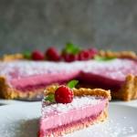Amarantusowa tarta z...