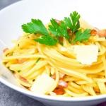 Prawdziwe wloskie spaghet...