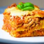 Najlepsza lasagne bologne...