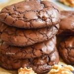 Ciasteczka brownie...