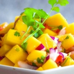 Meksykańska salsa mango...