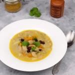 Zupa warzywna z curry