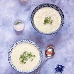 Zupa brokulowa z wedzonym...