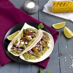 Tacos z pieczarkami w...