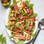 Salatka z arbuza z grillo...