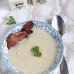 Zupa krem z białej...