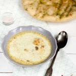Szwedzka zupa brokułowa