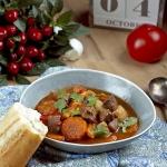 Węgierska zupa gulaszowa