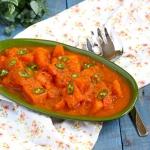 Curry z arbuza