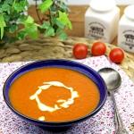 Blyskawiczna zupa pomidor...