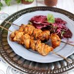 Kebab z kurczaka - Shish...