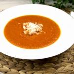 Zupa pomidorowa z suszony...