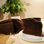 Ultra-czekoladowe ciasto