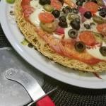 Makaronowa pizza z pateln...