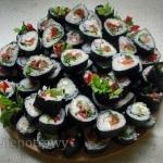 Domowe sushi –...